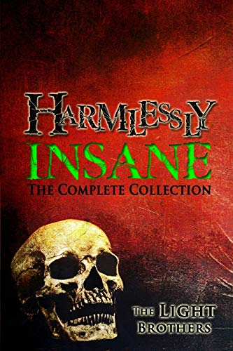 9781496125590: Harmlessly Insane: The Complete Collection: Volume One