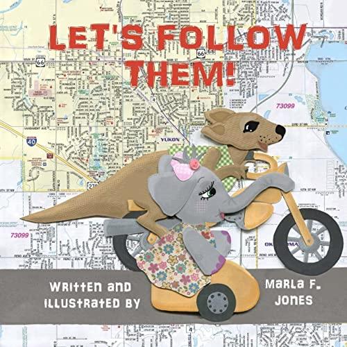 9781496132789: Let's Follow Them!