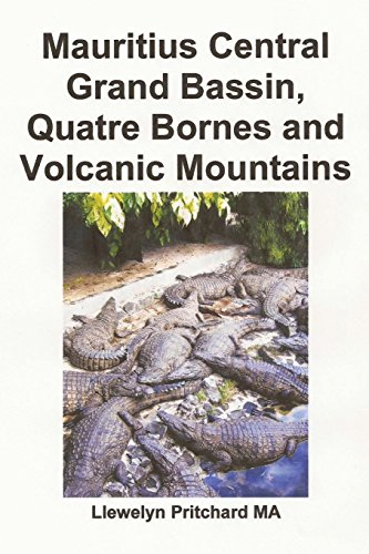 9781496136411: Mauritius Central Grand Bassin, Quatre Bornes and Volcanic Mountains: Un Recuerdo Coleccion de Fotografias En Color Con Subtitulos: Volume 12 (Foto Albumes)