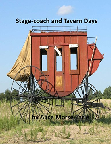 9781496139726: Stage-coach and Tavern Days
