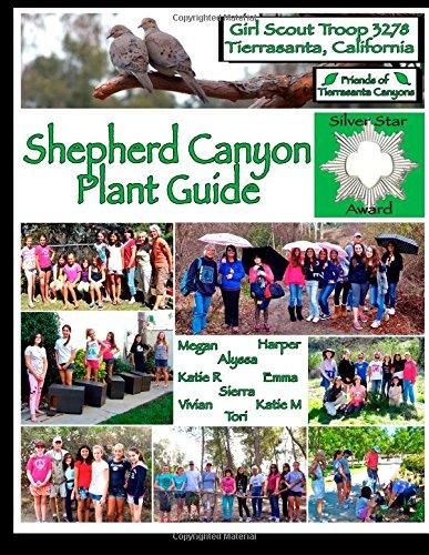 9781496146212: Shepherd Canyon Plant Guide: A Guide to Southern California Canyon Plants