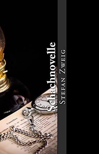 9781496162021: Schachnovelle (German Edition)