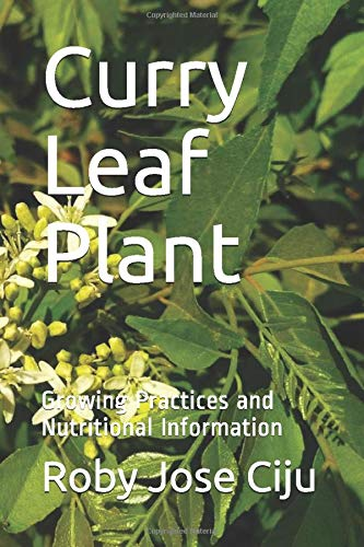 9781496168528 Curry Leaf Plant Growing Practices And