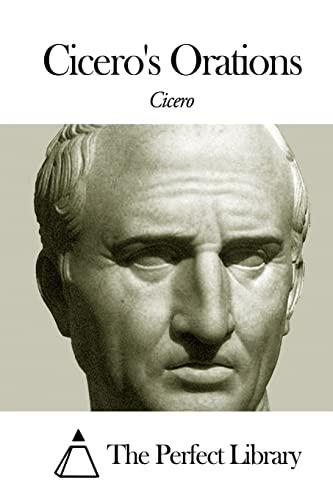 9781496180407: Cicero's Orations