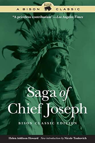 9781496200587: Saga of Chief Joseph, Bison Classic Edition (Bison Classics (Bison Books))