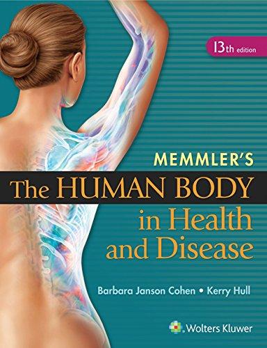 9781496300966: Memmler's Human Body Health & Disease 13e & PrepU 12 Month Access Package