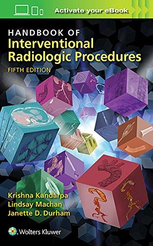 9781496302076: Handbook of Interventional Radiologic Procedures