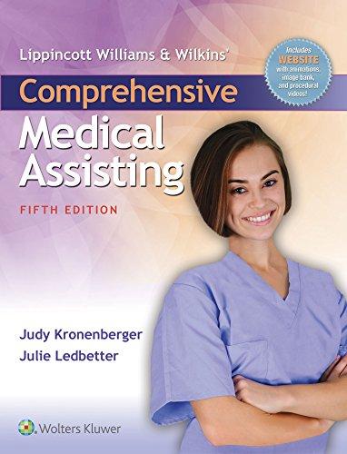 9781496302205: Lippincott Williams & Wilkins' Comprehensive Medical Assisting