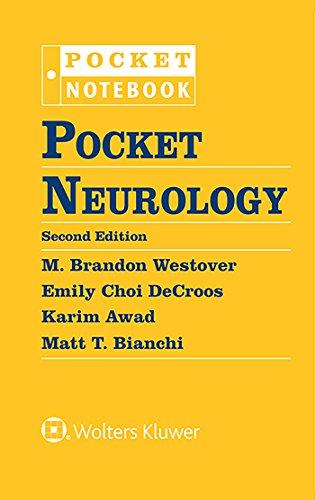 9781496305534: Pocket Neurology (Pocket Notebook Series)