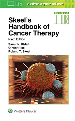 9781496305558: Skeel's Handbook of Cancer Therapy