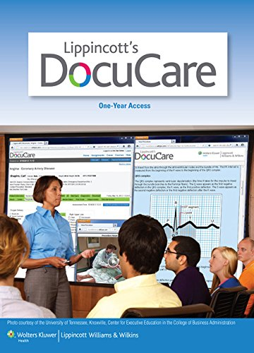 9781496306234: LWW DocuCare Six-Month Access; plus LWW NDH2015 Package