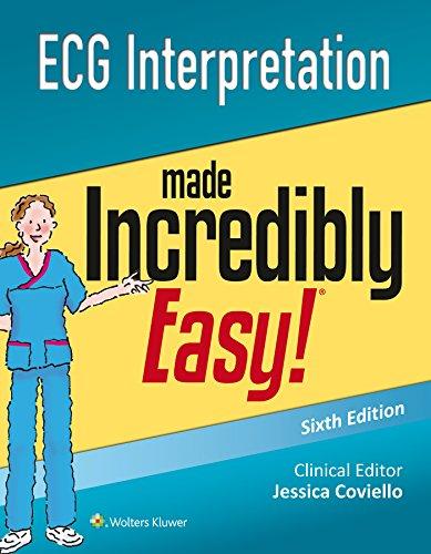 Download ECG Interpretation Made Incredibly Easy