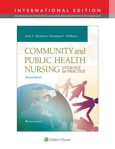 9781496308887: Community and Public Health Nursing: Evidence for Practice