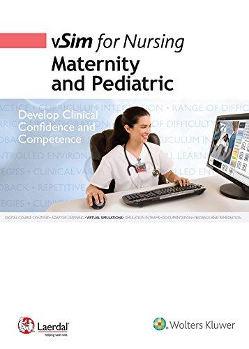 vSim for Nursing | Maternity and Pediatric: Laerdal Medical; Lippincott Williams & Wilkins