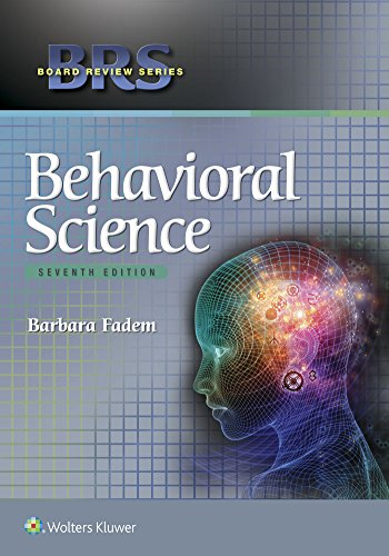 9781496310477: BRS Behavioral Science (Board Review Series)