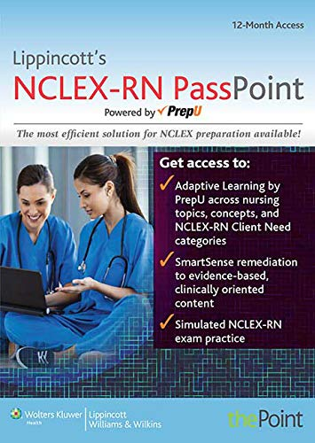 9781496313928: Morton Essentials Plus LWW NCLEX-RN PassPoint Package
