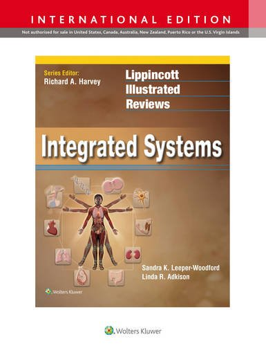 9781496315182: Lippincott Illustrated Reviews: Integrated Systems (Lippincott Illustrated Reviews Series)