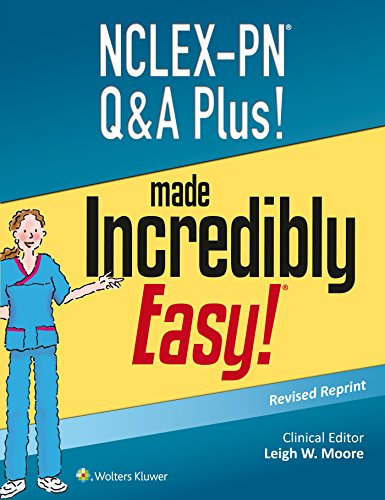 9781496316646: NCLEX-PN Q&A Plus! Made Incredibly Easy (Nclex-Pn Questions and Answers Made Incredibly Easy)
