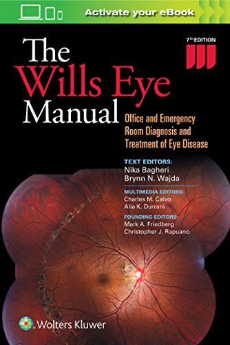 9781496318831: The Wills Eye Manual: Office and Emergency Room Diagnosis and Treatment of Eye Disease