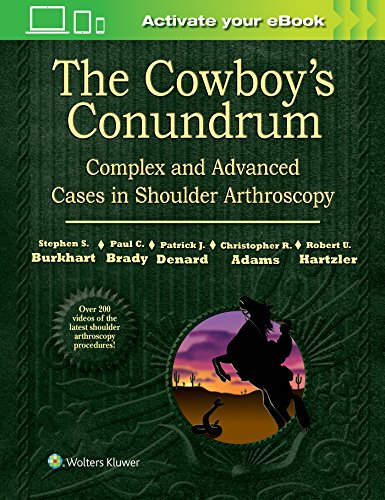 9781496318855: The Cowboy's Conundrum: Complex and Advanced Cases in Shoulder Arthroscopy