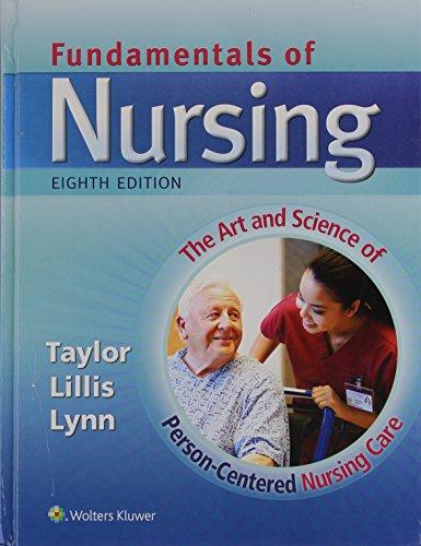Fundamentals of Nursing + Taylor's Clinical Nursing: Taylor, Carol, Ph.D.,