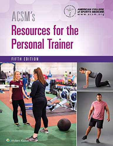 9781496322890: ACSM's Resources for the Personal Trainer
