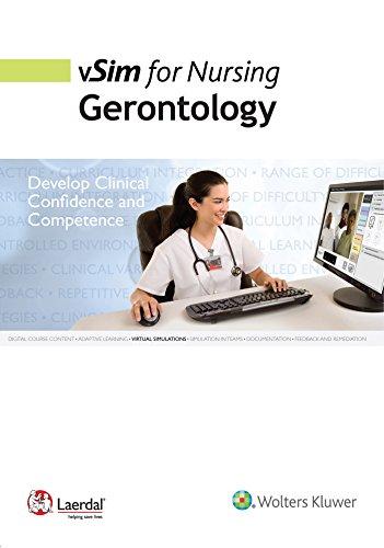 9781496327826: vSim for Nursing Gerontology