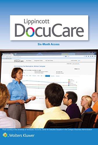 9781496329196: LWW DocuCare Six-Month Access; Buchholz 7e Text; Taylor 8e CoursePoint+ & Text; plus Lynn 4e Text Package
