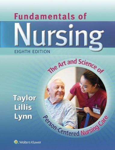Fundamentals of Nursing, 8th Ed. + Prepu: Carol, Ph.D., R.N.