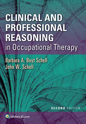 9781496335890: Clinical and Professional Reasoning in Occupational Therapy