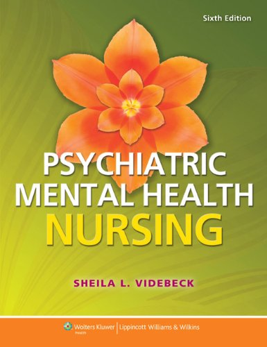 9781496338624: Videbeck CoursePoint for Psychatric Mental Health Nursing & Text 6e Package