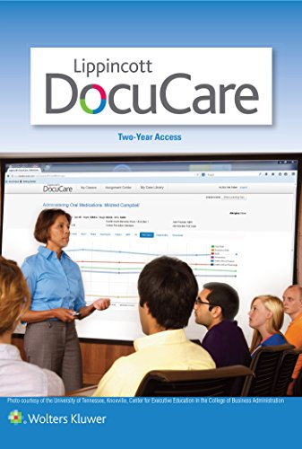 LWW DocuCare Two-Year Access; Hinkle 13e Text: Lippincott Williams &