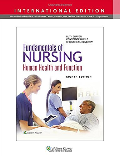 9781496345509: Fundamentals of Nursing: Human Health and Function