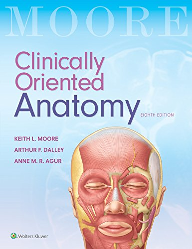Clinically Oriented Anatomy: Moore MSc PhD