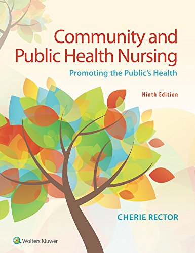 9781496349828: Community and Public Health Nursing Promoting the Public's Health