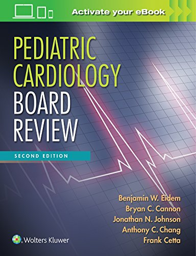 9781496351234: Pediatric Cardiology Board Review