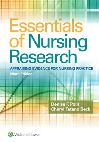 9781496351296: Essentials of Nursing Research: Appraising Evidence for Nursing Practice