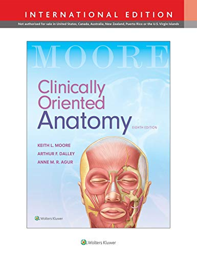 Clinically Oriented Anatomy: Keith L. Moore,