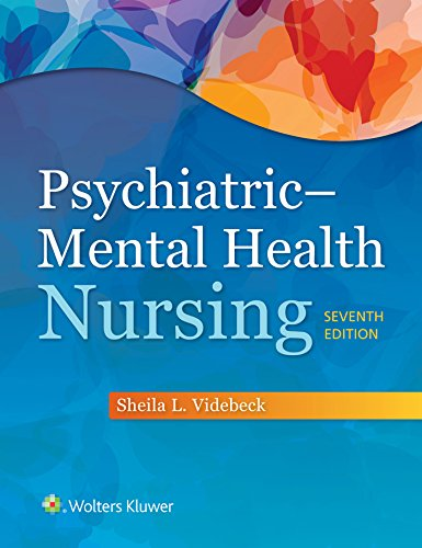 9781496357038: Psychiatric Mental Health Nursing