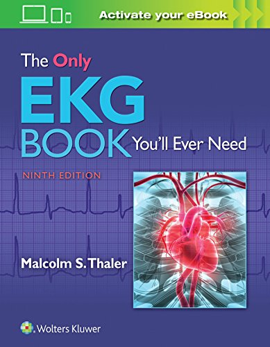 9781496377234: The Only EKG Book You'll Ever Need