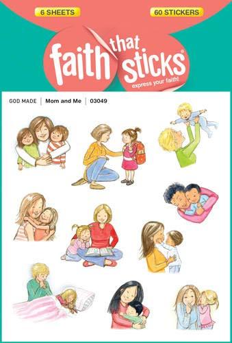 Mom and Me (Faith That Sticks)