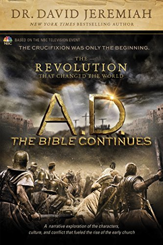 A.D. The Bible Continues: The Revolution That Changed the World: Jeremiah, David