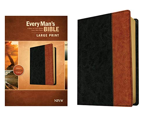 9781496407696: Every Man's Bible NIV, Tutone