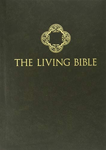 9781496407757: The Living Bible Large Print Edition