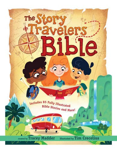 9781496409157: The Story Travelers Bible