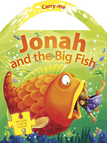 9781496410863: Jonah and the Big Fish (Carry Me Puzzle Books)