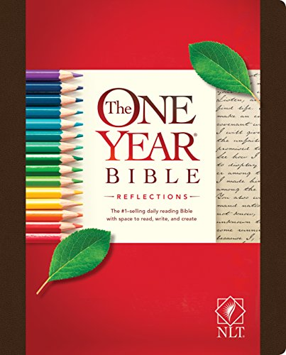 9781496416780: The One Year Bible Reflections NLT