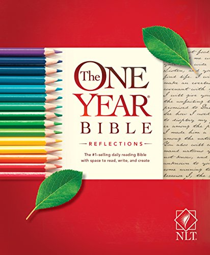 9781496416797: The One Year Bible Reflections NLT