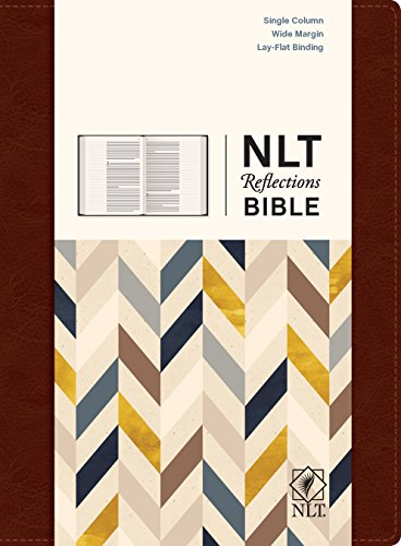 NLT Reflections Bible: The Bible for Journaling (Hardcover)