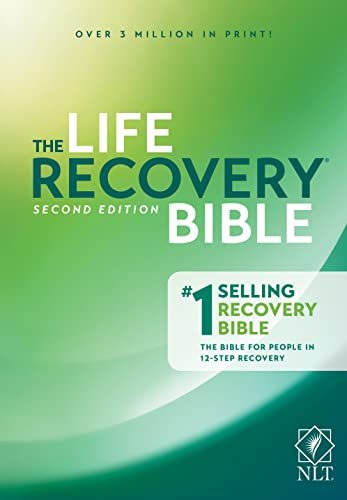 9781496425751: The Life Recovery Bible NLT